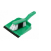 edco_dustpan_brush_set_-_green
