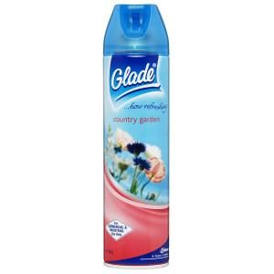 Glade Country Garden Air Freshener Aerosol
