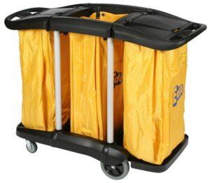 Premium Triple Bag Cart
