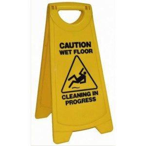 Standard Warning Sign