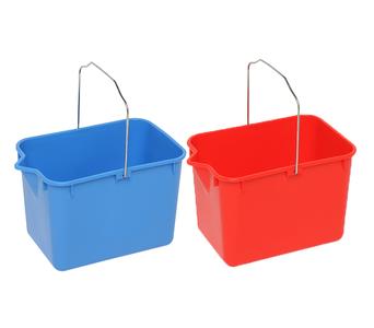 edco squeeze mop bucket