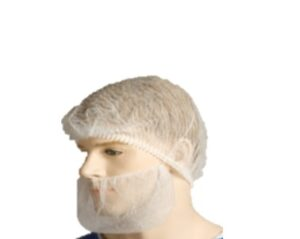 PP  BEARD  COVERS  –  DOUBLE  LOOP CARTON/1000