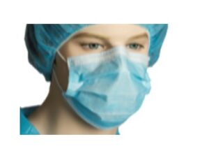50 SURGICAL  FACE  MASK  –  Double Loop