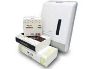 Veora Compact Interleaved Towel  Dispenser