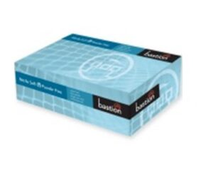 NITRILE  BLUE  GLOVES  –  300MM  LONG  CUFF  –  POWDER  FREE  –  MICRO TEXTURED