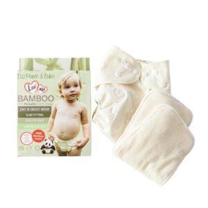 Bamboo Reusable Cloth Nappies