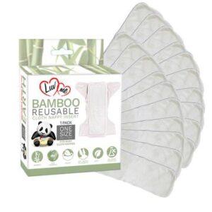 Bamboo Reusable Liner/Insert