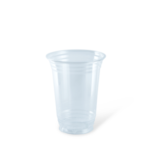 10oz CLEAR PET CUP