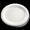 """12.5×10"""" Oval BioCane Plate"""