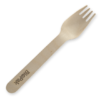 16cm Coated Wood Fork