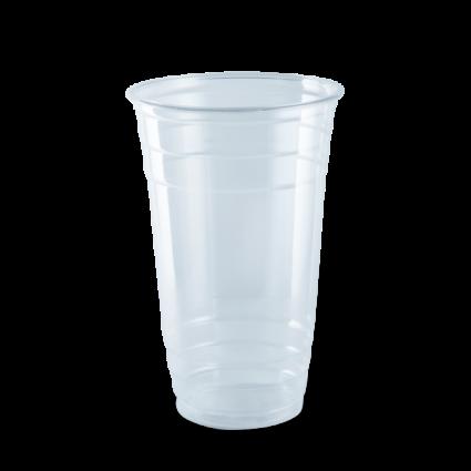 24oz CLEAR PET CUP