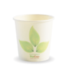 4oz Leaf Single Wall BioCup