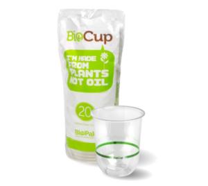 16oz Clear Tumbler BioCups