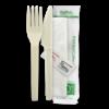 15cm / 6″ PSM Knife, Fork, Napkin, Salt & Pepper Set