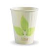 8oz (80mm) Leaf Double WallBioCup