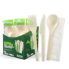 PSM Knife, Fork, Spoon & Napkin Set