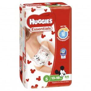Huggies Essentials Walker  QTY 176 PER CARTON