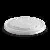 12-32oz BioBowl PLA White Lid