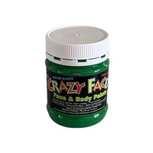 Green Crazy Face Paint 250mls