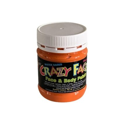 Dynamic-Colours-Crazy-Face-Paint-Orange-250mls