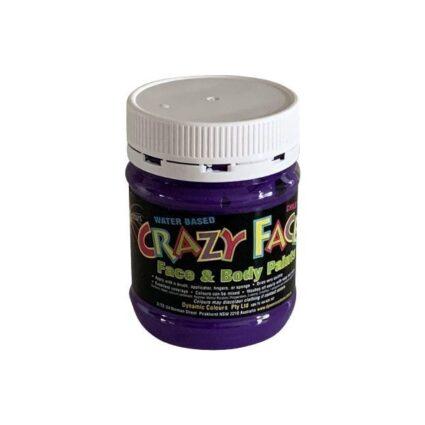 Dynamic-Colours-Crazy-Face-Paint-Purple-250mls