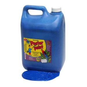 Dynamic Colours Poster Paint Blue 5 Litres 2 300x300 - Blue Poster Paint 5 Litres