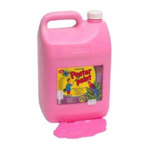 Dynamic Colours Poster Paint Pink 5 Litres 2 300x300 - Pink Poster Paint 5 Litres