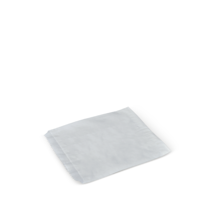 a057s0001_detpak_75_greaseproof_flat_bag_white