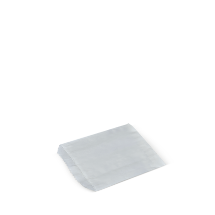 a366s0001_detpak_1_2_square_greaseproof_flat_bag_white