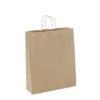 EXTRA LARGE PAPER TWIST HANDLE BAG