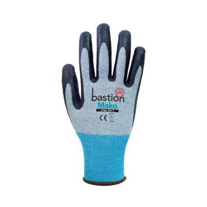 grey glove