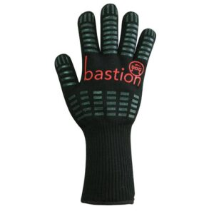 Silicone Grip Heat Resistant Gloves