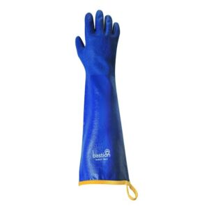 500mm Nitrile Heat Resistant Gloves