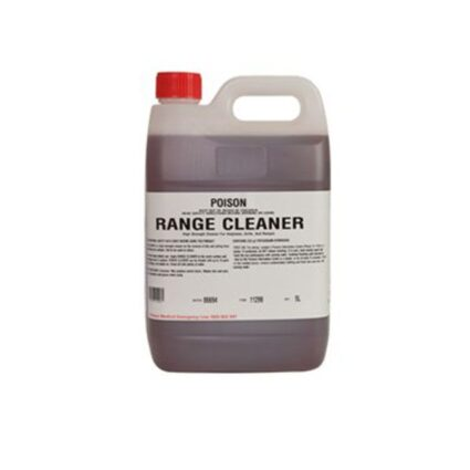 Range Cleaner