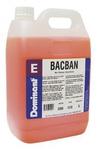 Bacban Rinse Free Sanitiser